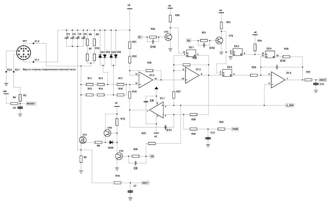 Инструкция к прибору спекол 11